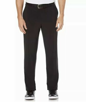 NWT Mens 36X30 Black Ben Hogan Performance Pants Golf Power Series Stretch Waist
