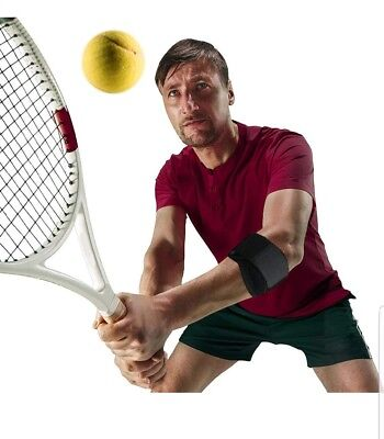CUPID Sport Best Tennis Elbow Brace with Compression Pad for Men and Women