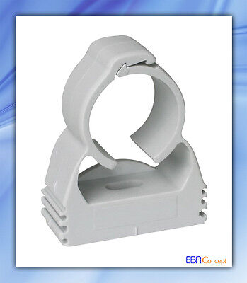 Collier de fixation Clic quick pour tuyaux Alpex ( 5 pces)