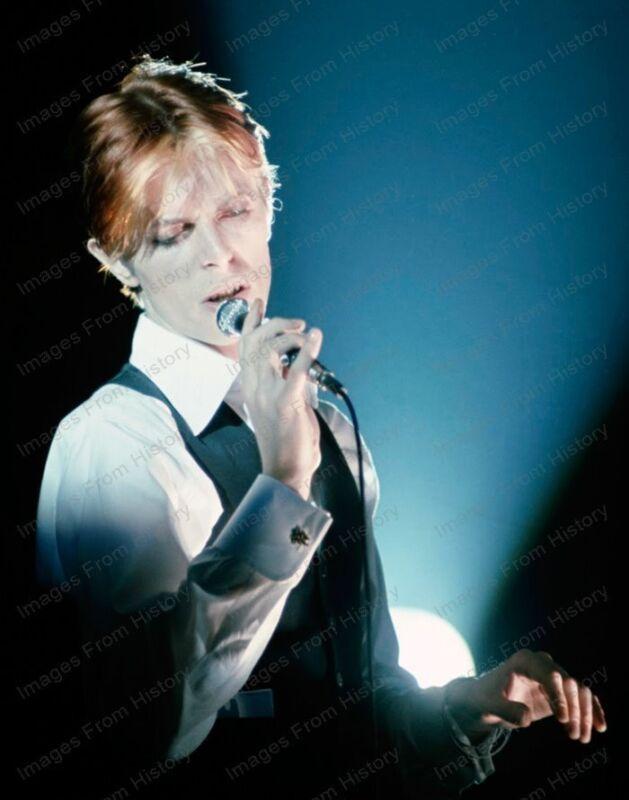 8x10 Print David Bowie Station to Station 1976 #DB70