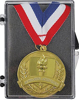 Shining Gold Medal with Case- OUTSTANDING ACHIEVEMENT  ()