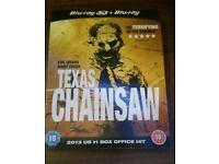3d blu ray texas chainsaw like new swap or sell