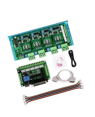 Sainsmart Cnc Router 4 Axis Kit Tb6600 4 Axis 4.5a Stepper Motor Driver Board