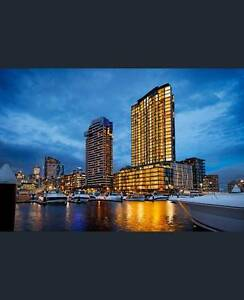 Live next to the water... Docklands Melbourne City Preview