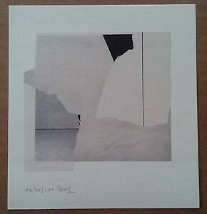 ABSTRACT-HANDSIGNED-ORIGINAL-ART-PRINT-ARTURO-LUZ-b-1926-Filipino-Philippine