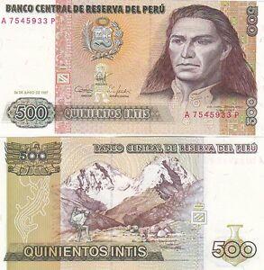 Peru-banconota-del-1987-500-intis