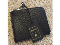Balmain X H&M Wallet brand New 50% off
