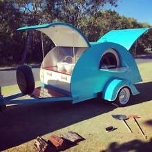 Custom Built Teardrop Trailers - Campers, Coffee, Pizza or Food West Perth Perth City Preview