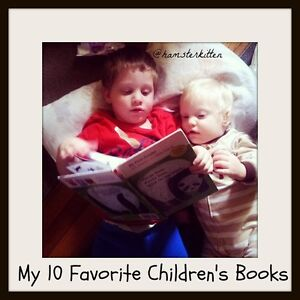 My 10 Favorite Children's Books