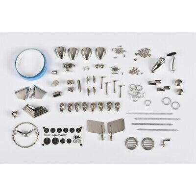 Amati AM1842 Accesorios Metal Para Runabout Modelismo
