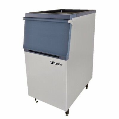 Blue Air Blib-300s 22 288 Lbs Ice Storage Bin With Top Hinged Front Door