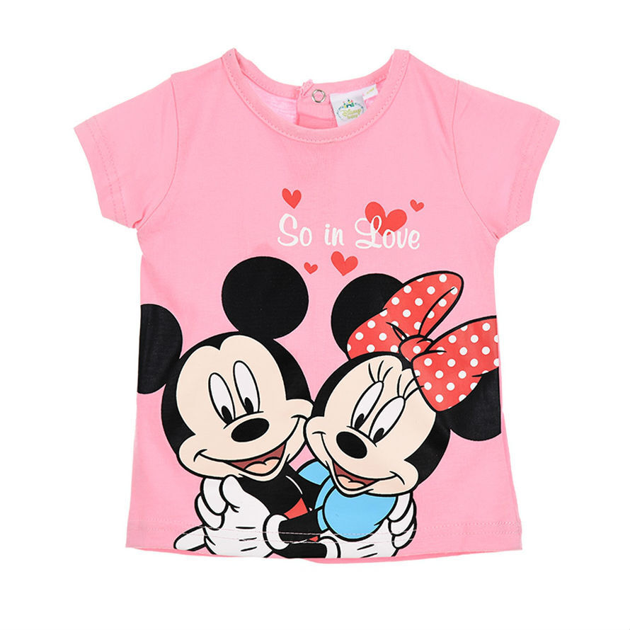 T-shirt MINNIE & MICKEY