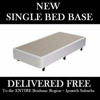 DELIVERED FREE Brand New Australian Made Bed Base - SINGLE New Farm Brisbane North East Preview
