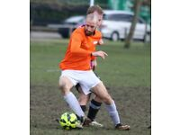 Find a local football team in London, teams looking for players in London, join football team.ag2gf