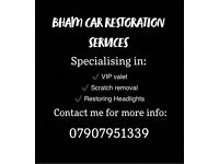 Cheap and Quality Car Restoration Services