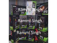 ✅ EVGA | GIGABYTE | PNY | RTX 3060 | RTX 3070 | RTX 3080 | RTX 3090 ✅