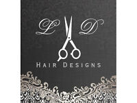 LD Hair Designs - Ladies & Gents Mobile Hairstylist Service, specialising in event hair