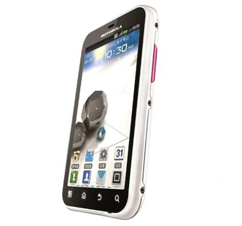SELLER REFURBISHED MOTOROLA DEFY MB525(UNLOCKED)3G 5MP ANDROID WIFI GPS GSM 2GB 3.7