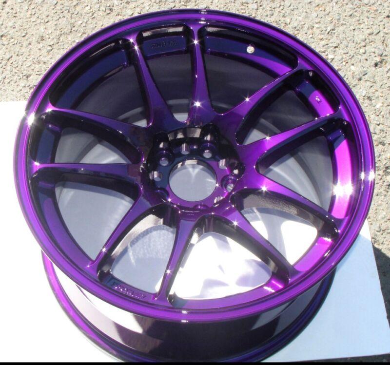 Dormant Purple Powder Coating Paint - New 1LB