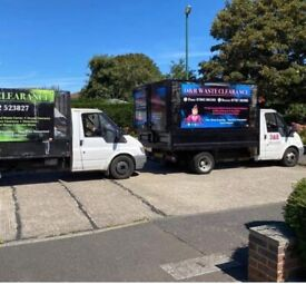 Waste/rubbish clearance - best prices in Sussex