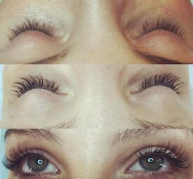 20% OFF Classic Eyelash Extension in Brixton
