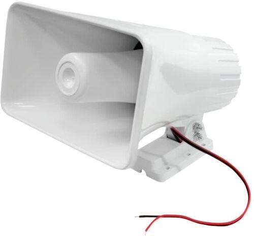 Indoor/Outdoor PA Horn Speaker