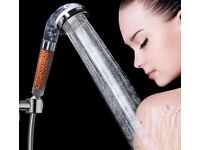 -75% !!! 1 Function SPA Water Saving Shower head