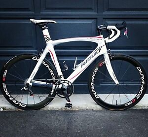 Ridley Noah ISP SRAM Red Dura Ace C50 Carbon