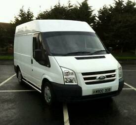 Ford transit 2007 swb mr NO VAT