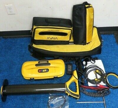 Vivax Metrotech Vloc Ml-2 Cablepipe Locator Utility Line Tracer Cps Ems Marker