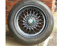 BMW BBS Alloy Wheel