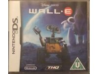 DS WALL.E Game
