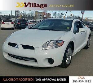 2008 Mitsubishi Eclipse GS Remote Start, Power Sunroof, Heate...