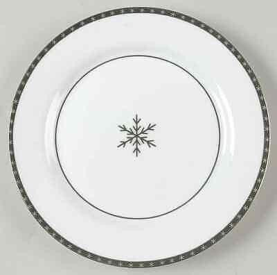 Target ARCTIC SOLSTICE SNOWFLAKE Salad Plate 6592240 - Snowflake Plate