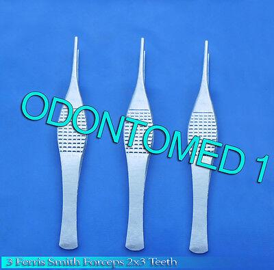 3 Ferris Smith Tissue Surgical Neurosurgical Instrument