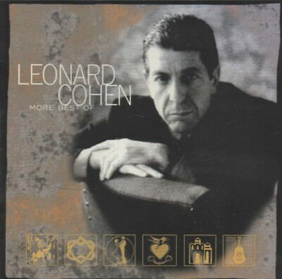 LEONARD COHEN CD 2007 MORE BEST OF 13 tracks HALLELUJAH I'm Your Man Everybody
