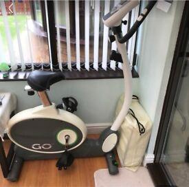 Tunturi GO exercise bike