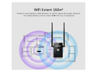 COMFAST Dual Band Wifi Repeater 750Mbps 802.11AC 2.4G/5.8G wifi Router Wi-fi Expander wifi CF-WR750A