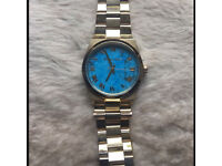 Michael Kors turquoise faced Watch