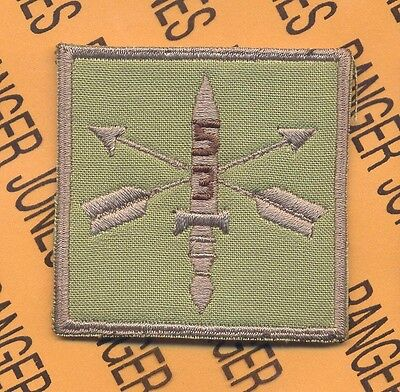 Overig 2nd Bn 1st Special Forces Group AIRBORNE SFGA MULTI CAM HCI Helmet Cover patch
