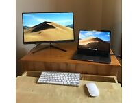 Lenovo Monitor (22inch, awesome, bargain up for grabs!)