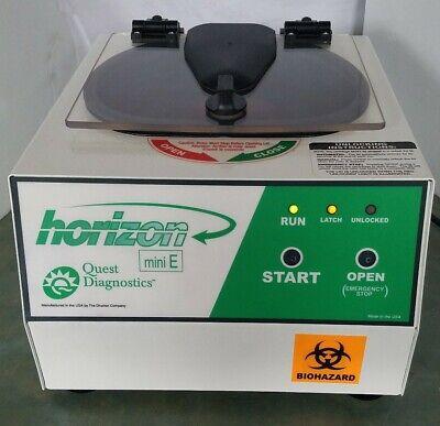 Quest Diagnostics Horizon Mini E 642e Quest Centrifuge Works
