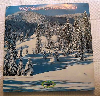Billy Vaugh Christmas Songs 1978 Vintage Album Mistletoe Records MLP-1228 ()