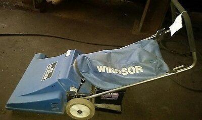 Windsor Wave - Windsor Maximatic MX28 Commercial Vacuum 24v Battery powerd Wave