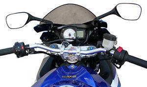 Superbike-Manillar-Kit-de-conversion-COMPLETO-Suzuki-GSX-R-750-06-07-tipo-WVCF