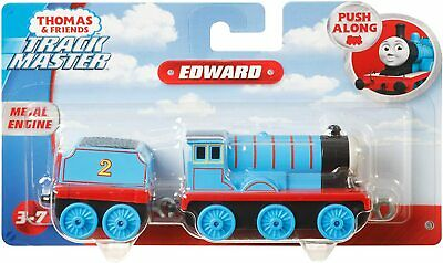 Fisher-Price Thomas & Friends Adventures Push Along Edward Track Master New