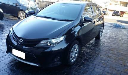 airbags 2012 Toyota Corolla Ascent Drives very good. Automatic Newcastle Newcastle Area Preview