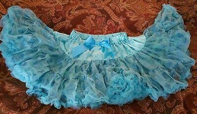 Size Medium Disney Parks The Little Mermaid Princess Ariel Tutu Skirt Skort  - The Little Mermaid Tutu