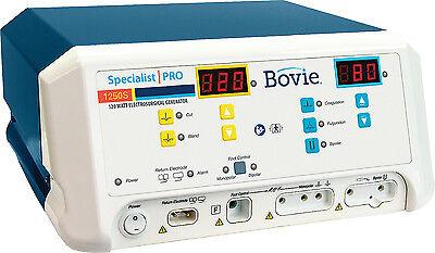 New Bovie Specialist Pro A1250s 120w Electrosurgical Generator 4yr Warranty