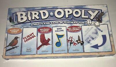 Bird-Opoly BirdOpoly Family Board Game